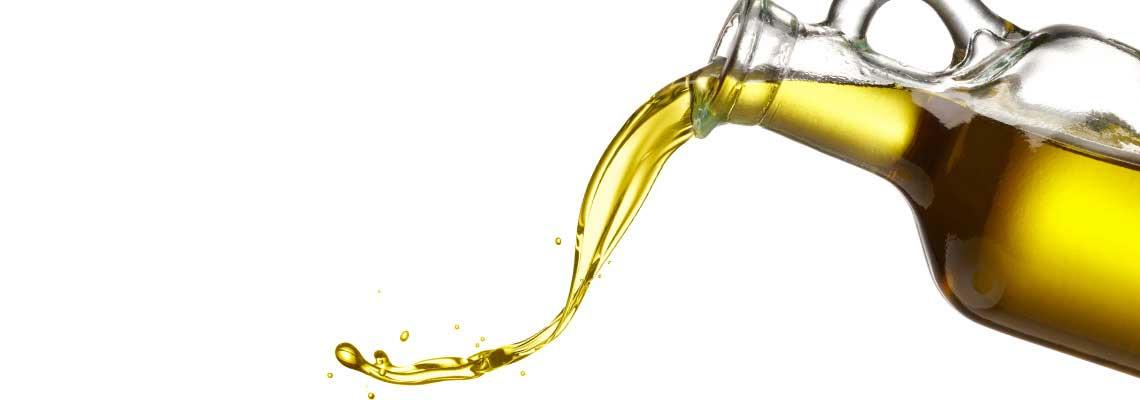 Echte olijfolie