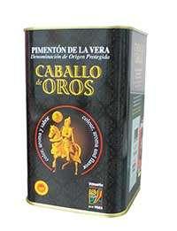 Andere specialiteiten Caballo de Oros, PICANTE