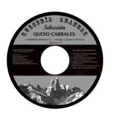 Cabrales kaas Pepe Bada, Selección Cabrales