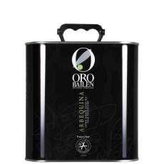 Extra vierge olijfolie Oro Bailen, Reserva familiar, Arbequina