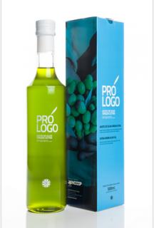 Extra vierge olijfolie Prólogo