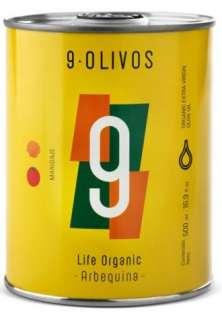 Olijfolie 9-Olivos, Arbequina