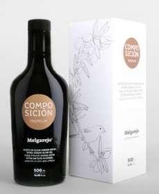 Olijfolie Melgarejo, Premium Composición