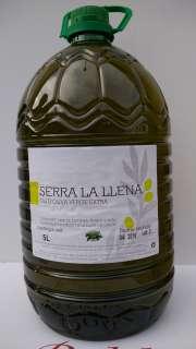Olijfolie Serra la Llena