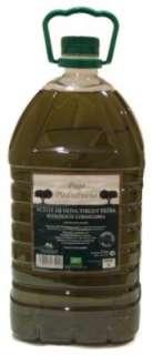 olijfolie verkregen bij eerste persing extra Pago Piedrabuena