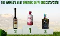 Olijfolie World's best organic olive oils pack