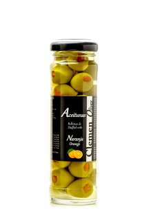 Olijven Clemen, Olives-Naranja