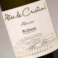 Rode wijn Altos de Cristimil