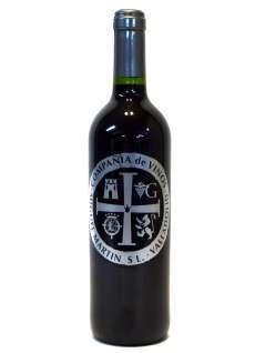 Rode wijn Compañia de Vinos M. Martín Tinto  - 12 Uds.
