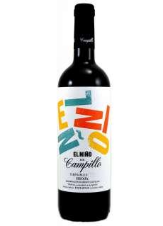 Rode wijn El Niño de Campillo