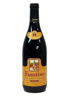 Rode wijn Faustino Martínez