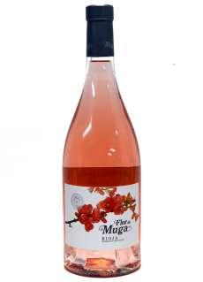 Rode wijn Flor de Muga Rosado