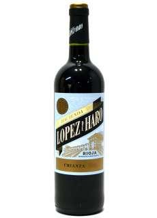 Rode wijn Hacienda López de Haro
