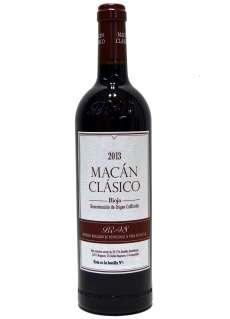 Rode wijn Macán Clásico