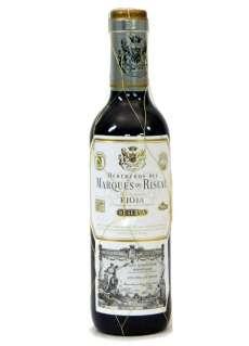 Rode wijn Marqués de Riscal  37.5 cl.