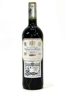 Rode wijn Marqués de Riscal