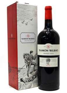 Rode wijn Ramón Bilbao  (Magnum)