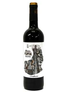 Rode wijn Sanz La Capital