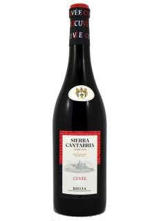 Rode wijn Sierra Cantabria Cuvee Especial
