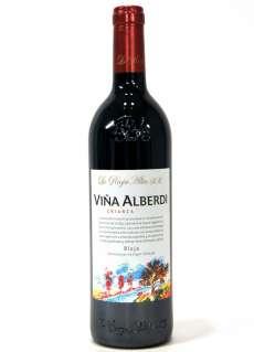 Rode wijn Viña Alberdi