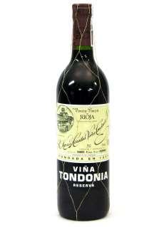 Rode wijn Viña Tondonia