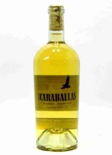 Witte wijn Caraballas Sauvgnon Blanc
