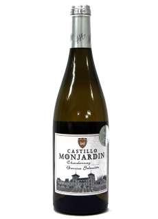 Witte wijn Castillo Monjardín Chardonnay Fermentado en Barrica