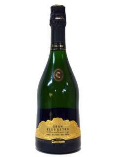 Witte wijn Codorníu Gran Plus Ultra Chardonnay