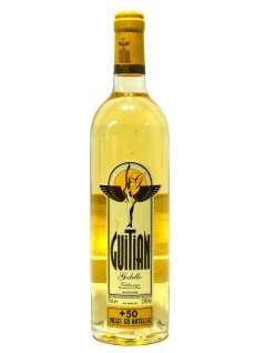 Witte wijn Guitián + de 50 Meses