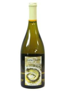 Witte wijn Nora da Neve Fermentado en Barrica